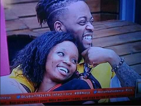 Watch Teddy A And Bambam's Couple Moment Outside The BB Naija 2018 House