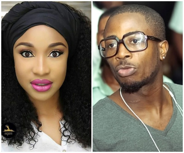 Tonto Dikeh And Tunde Ednut Drag Each Other Over A BB Naija 2018 Housemate