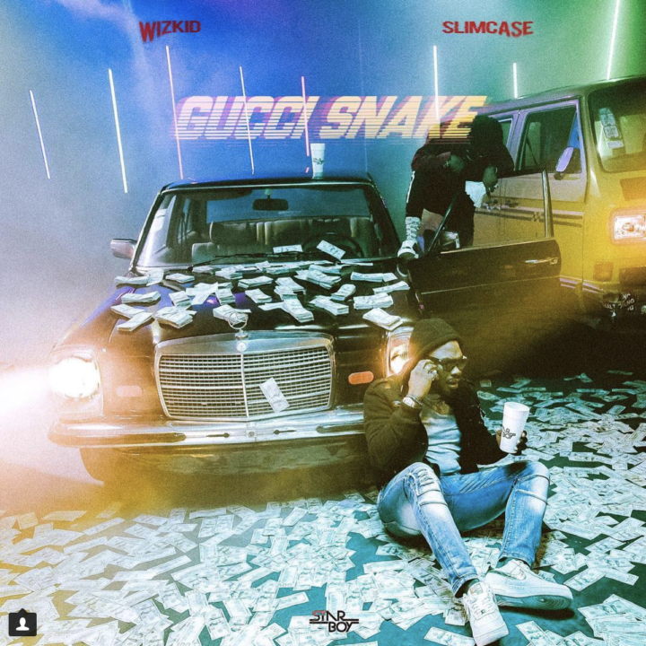 BTS VIDEO: Wizkid ft. Slimcase – Gucci Snake