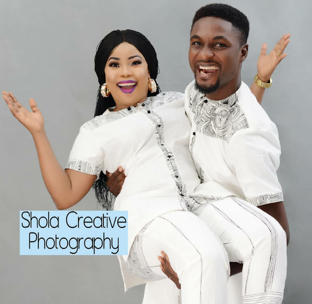 Toyin Abraham's Ex-Husband Adeniyi Johnson Set To Marry Another Actress, Seyi Edun