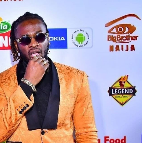 EX-BBNaija Housemate Teddy sets up his own record label Alpha Records.