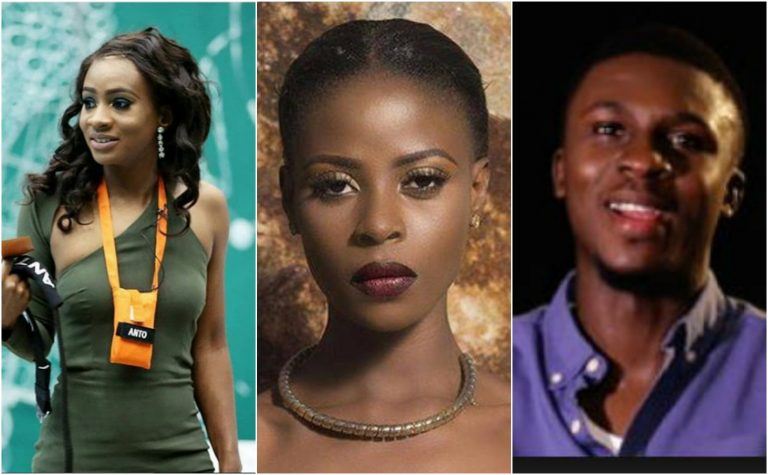 It Was A Triple Eviction As Anto, Khloe And Lolu Are Out Of The BB Naija 2018 Show