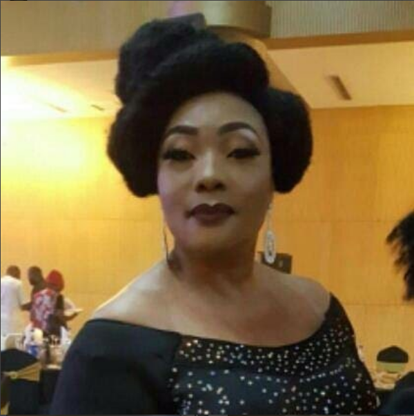 Actress Eucharia Anunobi Reveals Why She Wants To Start Dating Again