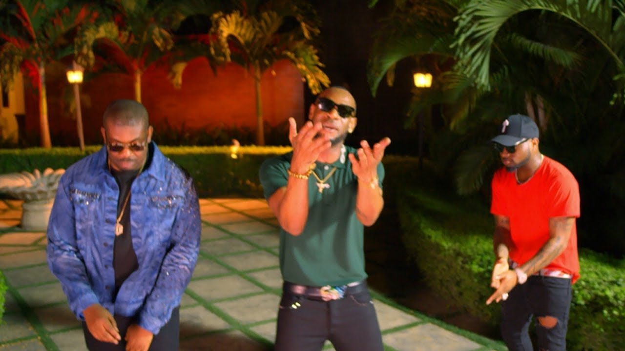VIDEO: D'Prince – Gucci Gang ft. Davido & Don Jazzy