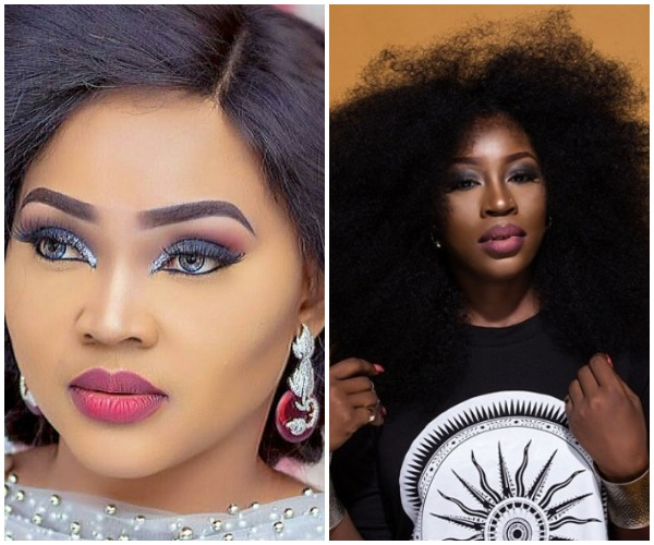 Actress Mercy Aigbe Advises Those Who Are In An Abusive Relationship Like Alizee Was