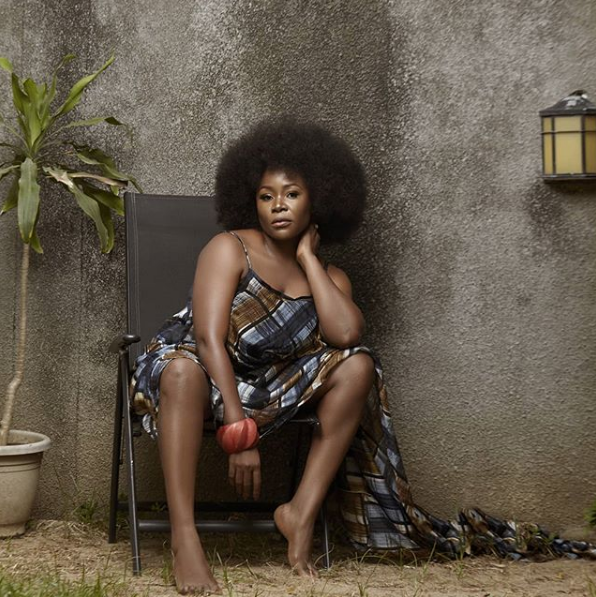 Omawunmi Is Natural And Beautiful In These Latest Photos