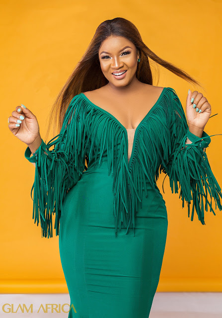 Omotola Jalade Ekeinde Shares Touching Story Of How She Overcame The Obstacles In Her Life