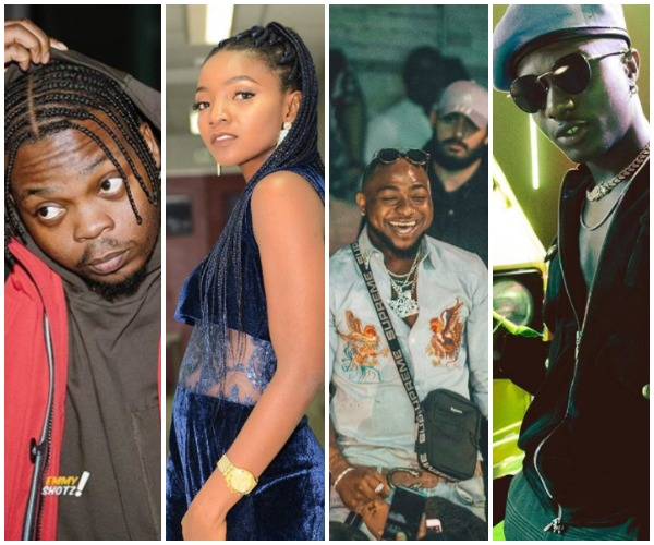 Davido, Olamide, Simi, And Wizkid Lead The Headies Award 2018 Edition Nominees List