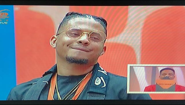 Rico Swavey Evicted From BB Naija 2018 Show