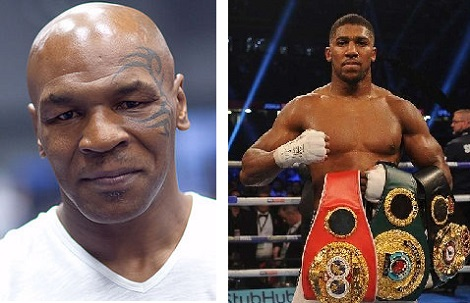 Mike Tyson Unimpressed With Joshua's Last Fight