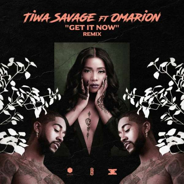 Video: Tiwa Savage F. Omarion 'Get It Now' Remix