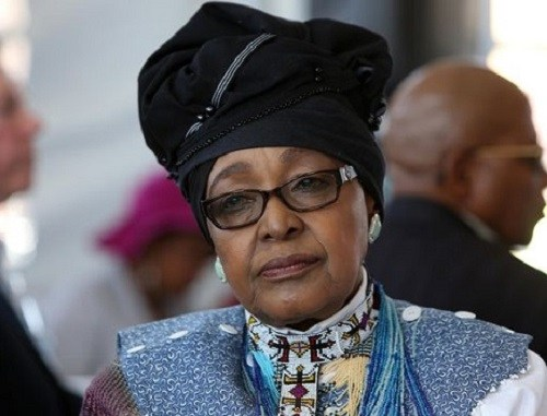 Former Wife Of South African Hero Nelson Mandela, Winne Mandela Dies At Age 81