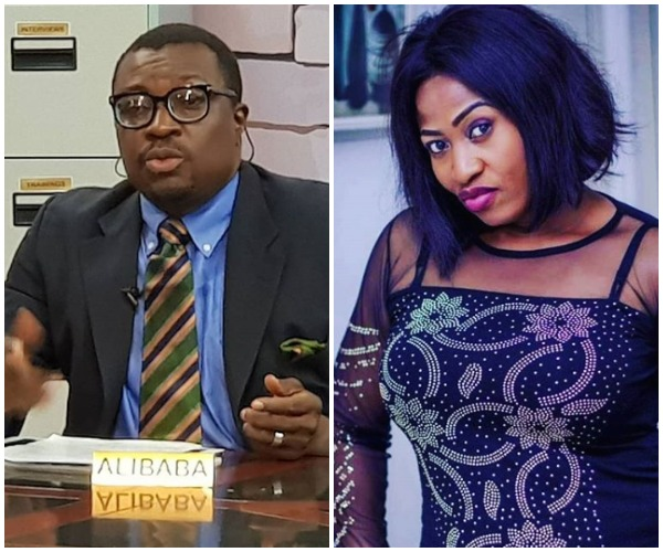 This Is What Late Aisha Abimbola Told Comedian Alibaba In Their Last Chat