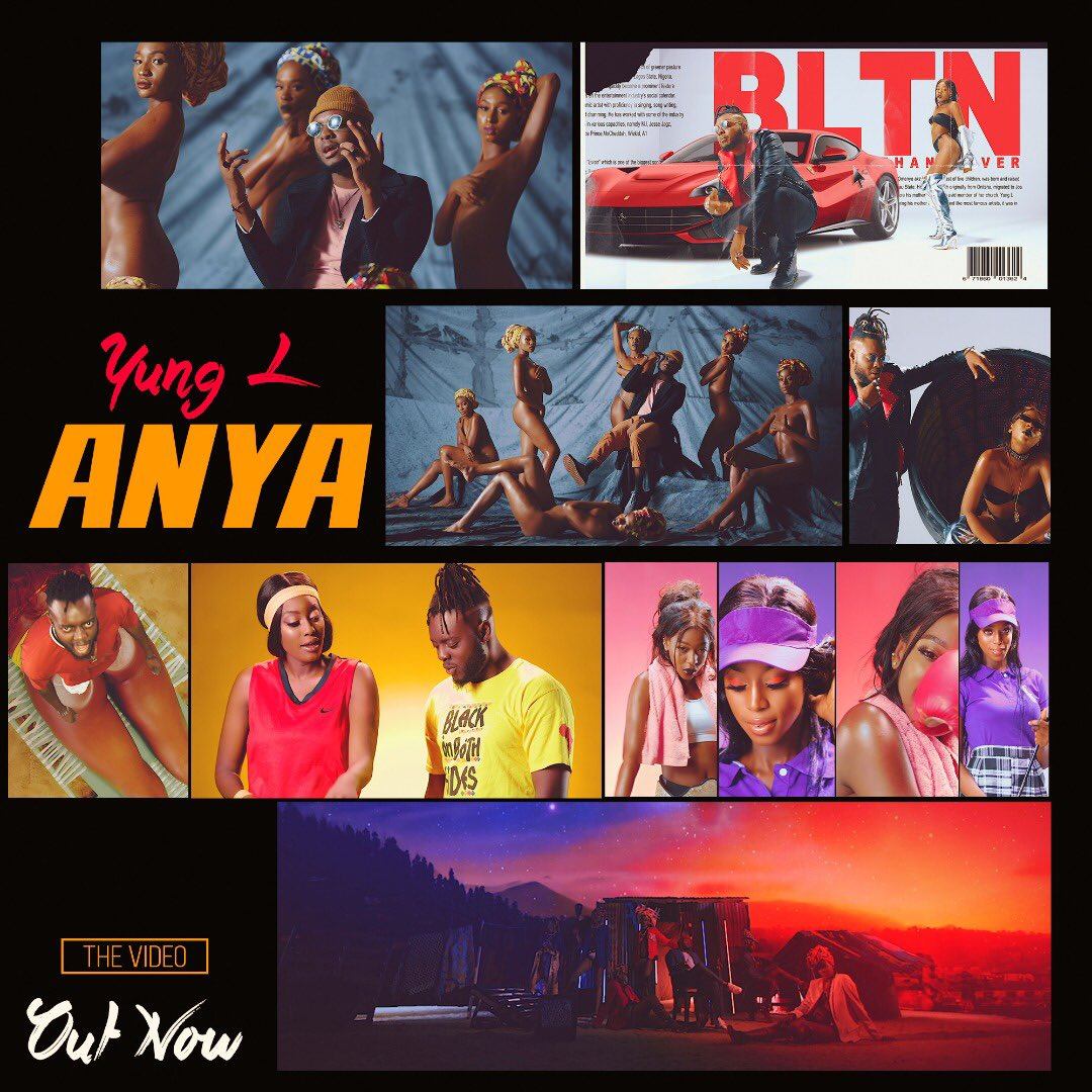 VIDEO: Yung L – Anya