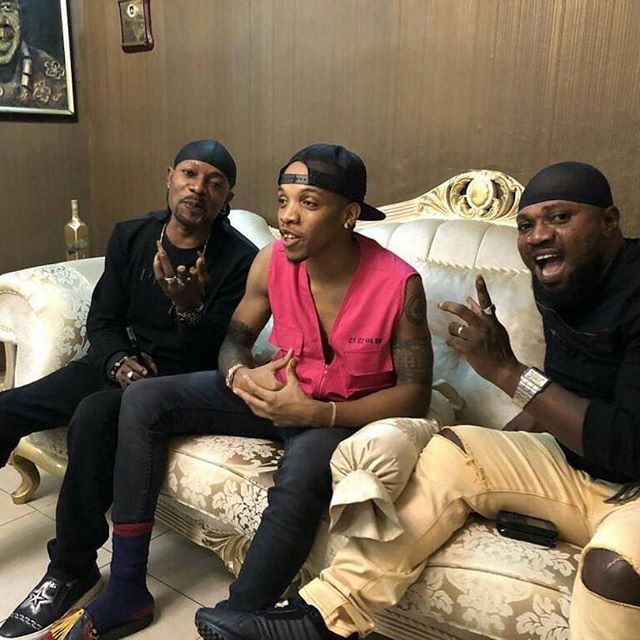 Tekno Reaches Out To Duo Danfo Drivers For Sampling Their Song 'Kpolongo' In His Single 'Jogodo'