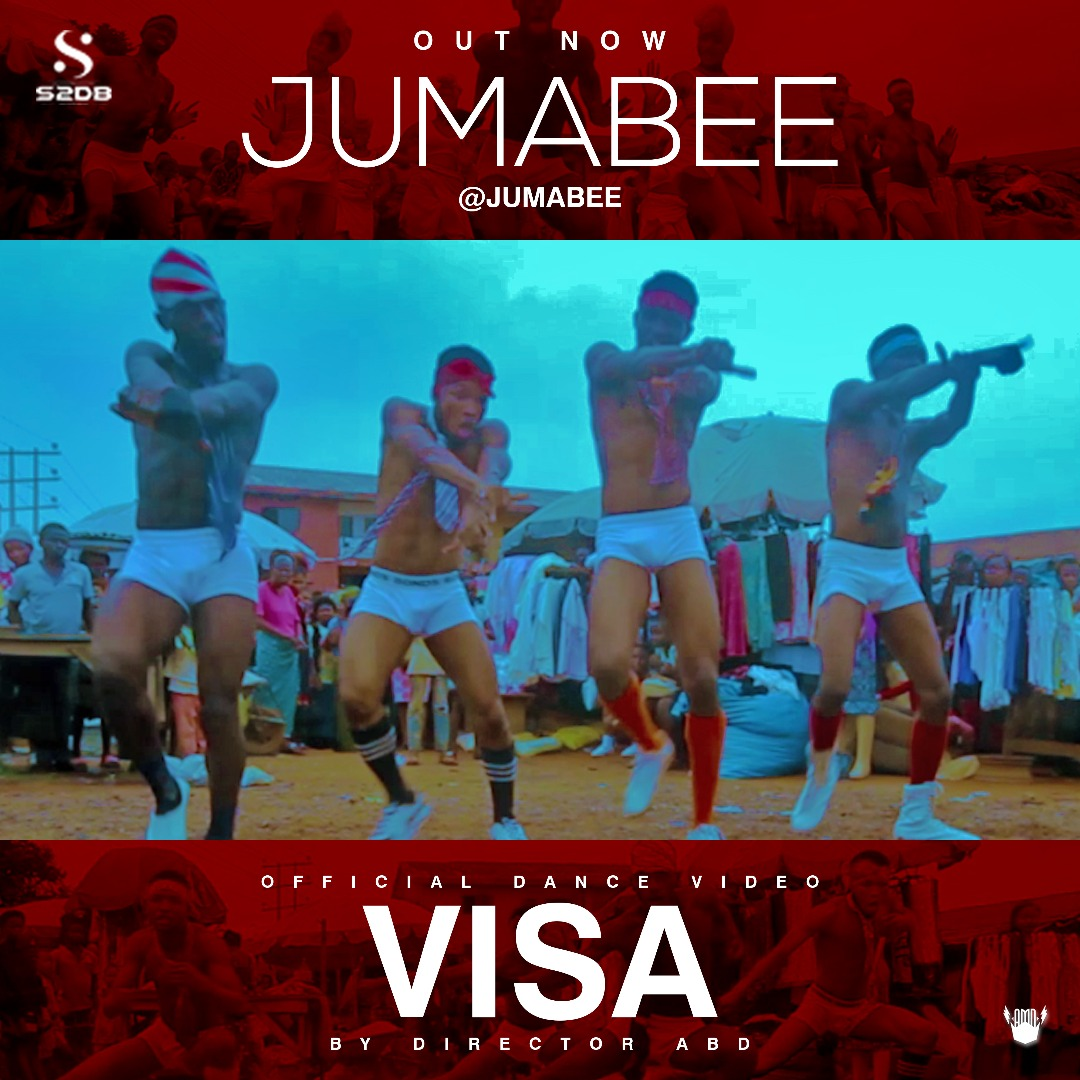 Video: Jumabee – Visa Dance Video | @Jumabee