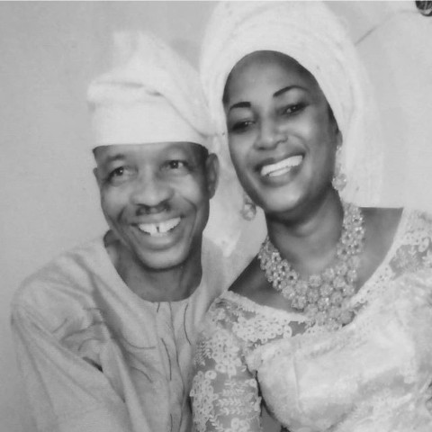 Nollywood's Comic Actor Saka Shares Heartwarming Message As He Celebrates His 15th Wedding Anniversary