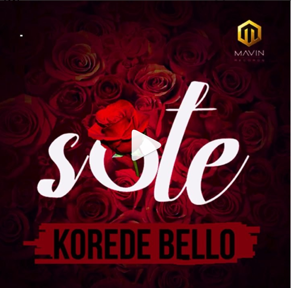 Stream: Korede Bello – Sote