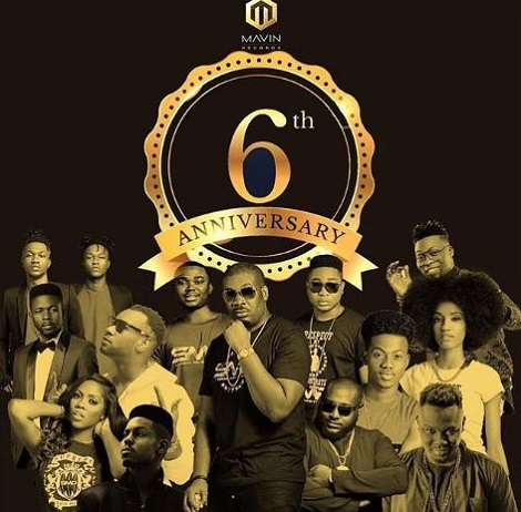 Mavin Records Turns SIX…