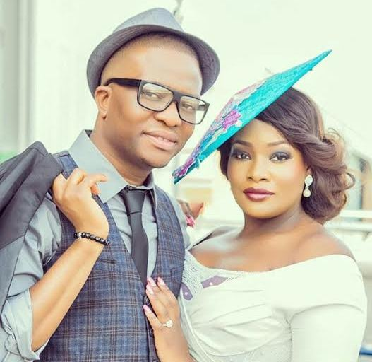 This Is Why Toolz's Husband, Tunde Demuren Does Not Want Her To Grant Interviews