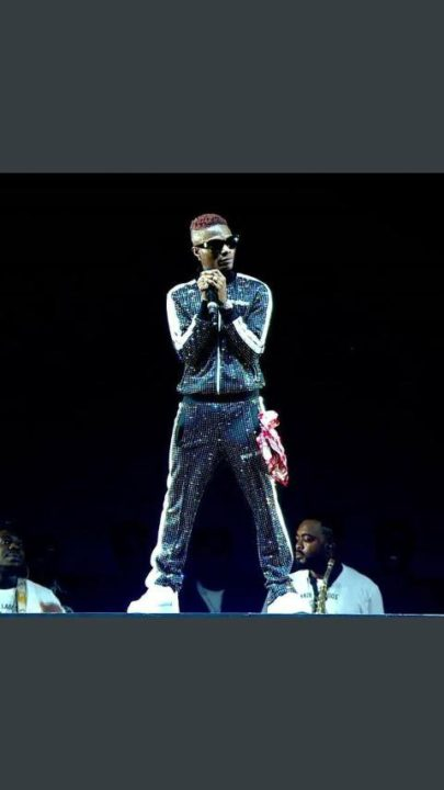 From Royal Albert To O2 Arena Hall, Wizkid Continues To Make History #Afrorepublik