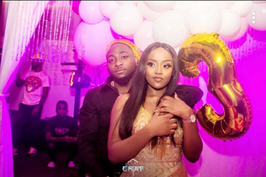 This Is Why Davido Says Chioma Is Different From Other Nigerian Ladies