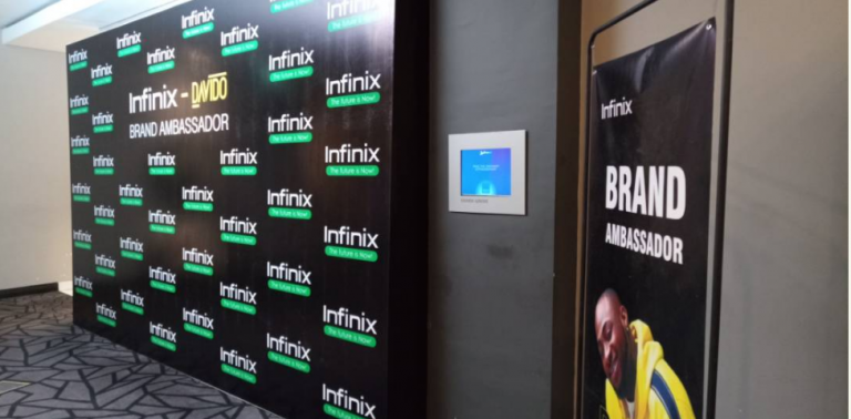 Another Assurance For Davido As He Becomes Brand Ambassador For Infinix
