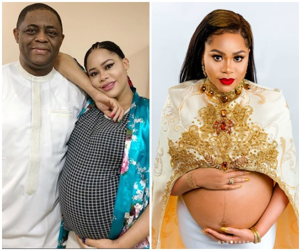 Double Celebration For Former Aviation Minister Femi Fani-Kayode As His Wife Welcomes Their Triplets On Her Birthday