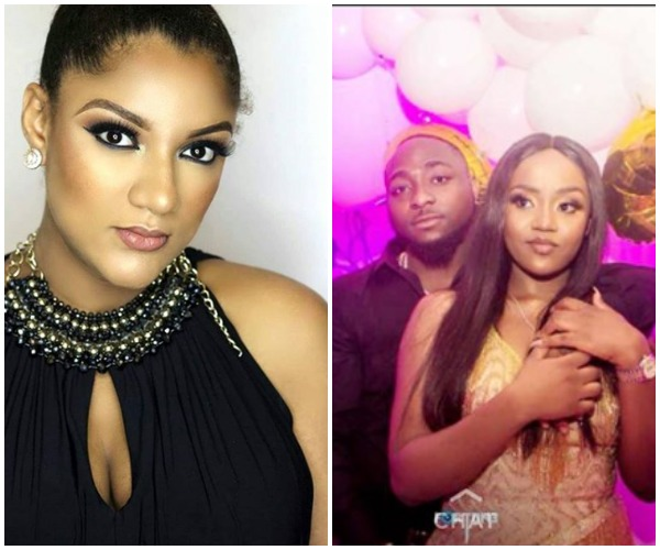 BB Naija 2017 Housemate Gifty Powers Throws Shade At Davido And Chioma Public Relationship