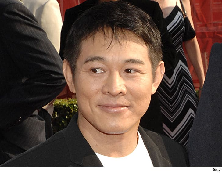 Latest Photos Of Popular Chinese Actor Jet Li Has Fans Worried About His Health