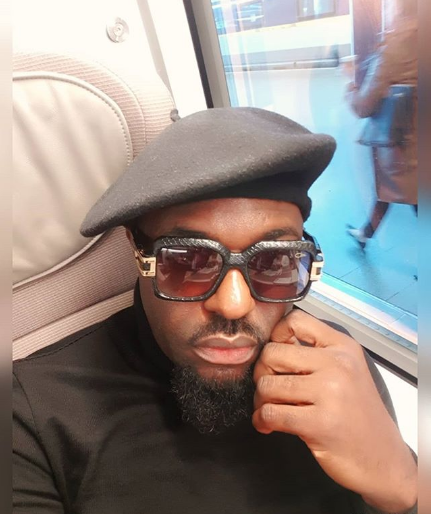 Jim Iyke's Love Of Fashion Gets Him A Brand Ambassador Deal With Wear It All Men's Luxury