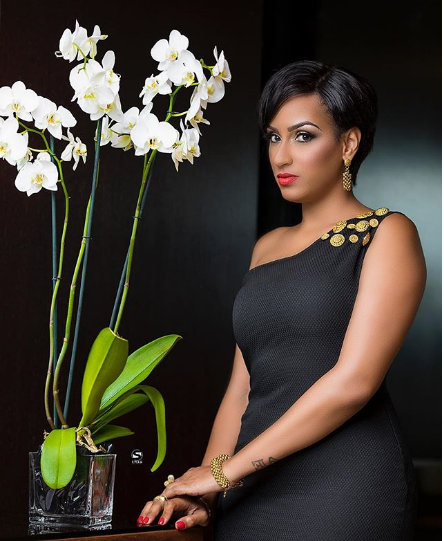 Ghanaian Actress Juliet Ibrahim Reveals Why She Deleted Iceberg Slim's Photos On Social Media