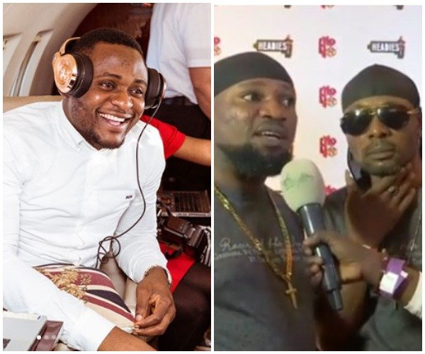 Ubi Franklin Reacts To Danfo Drivers Claim Of Tekno Sampling Their Song For His Latest Single 'Jogodo'
