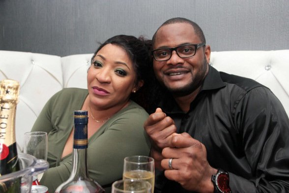 UK Based Nollywood Actress Rita Nzelu's Marriage Reportedly Crashes After 14 Years With Husband