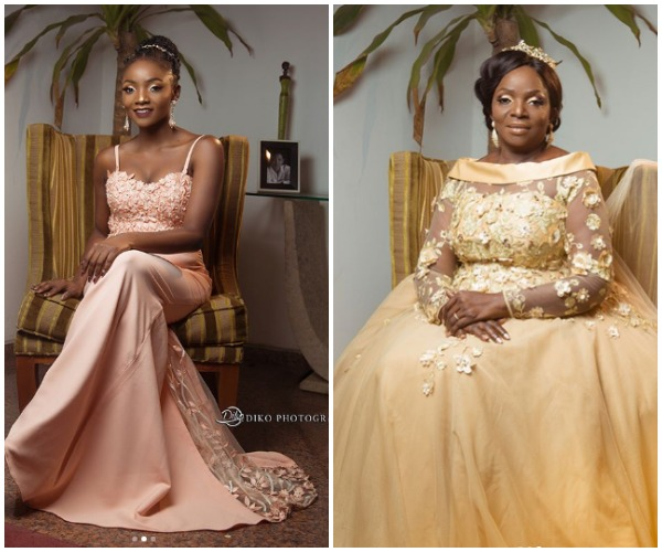 Simi Proves She Is Always Grateful As She Posts A Lovely Message To Celebrate Her Mother's Birthday