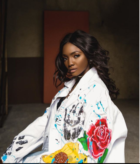 This Is What Simi Has To Say About Her Mother Remarrying
