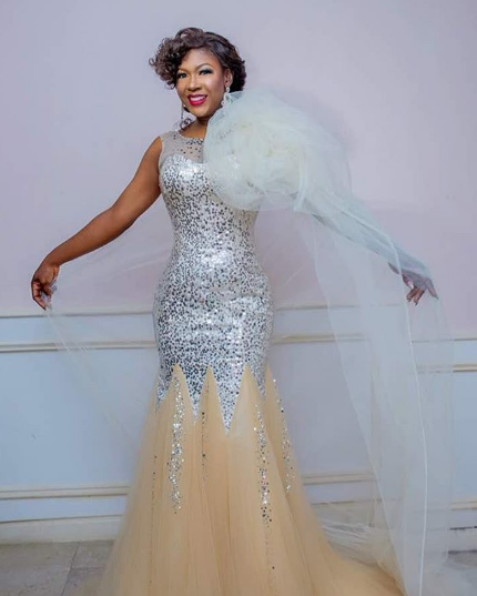 Exquisite Photos Of Nollywood Actress, Susan Peters As She Celebrates Her Birthday