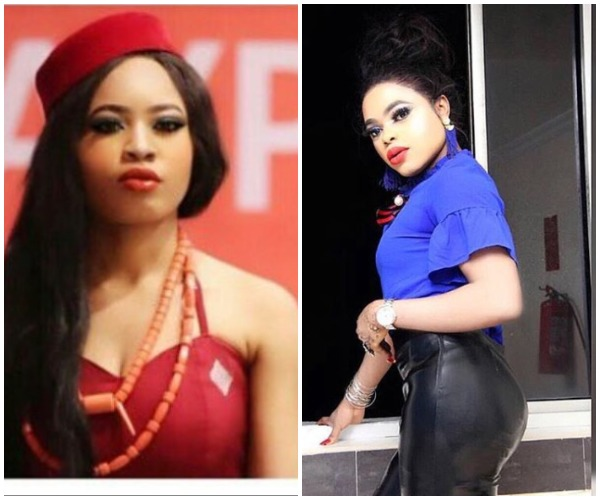 Bobrisky Gives BB Naija 2018 Finalist Nina A Piece Of Advice As He Accepts Her Apology