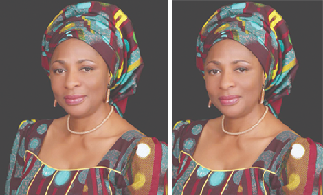 Former Kogi First Lady Opens Recording Studio