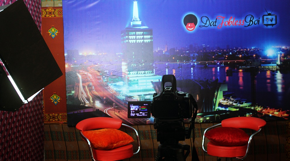 Datjoblessboi TV launches Urban-African Themed Inspired Studios