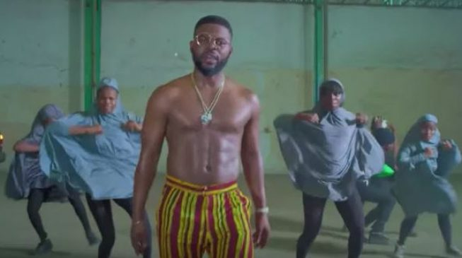 Falz To Face Legal Action As Muslim Rights Concern (MURIC) Gives Him Ultimatum To Take Down 'This Is Nigeria' Video