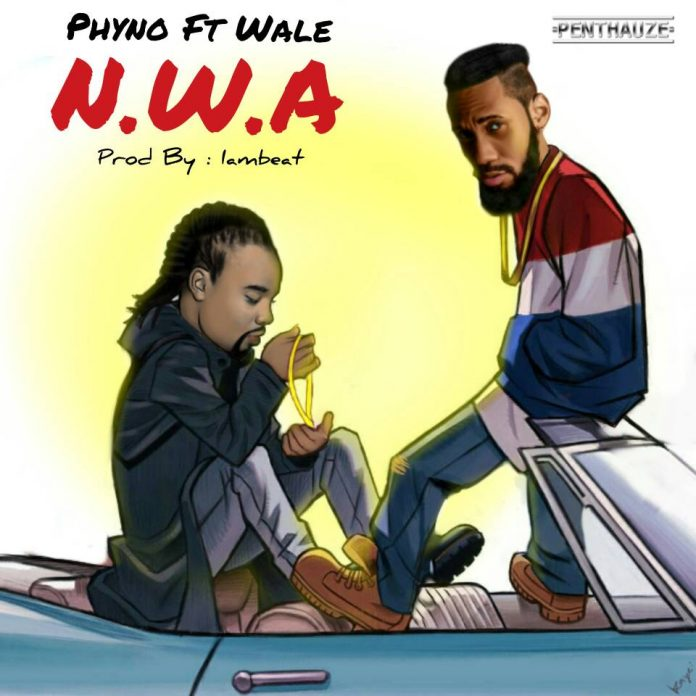 Stream: Phyno – N.W.A Ft. Wale
