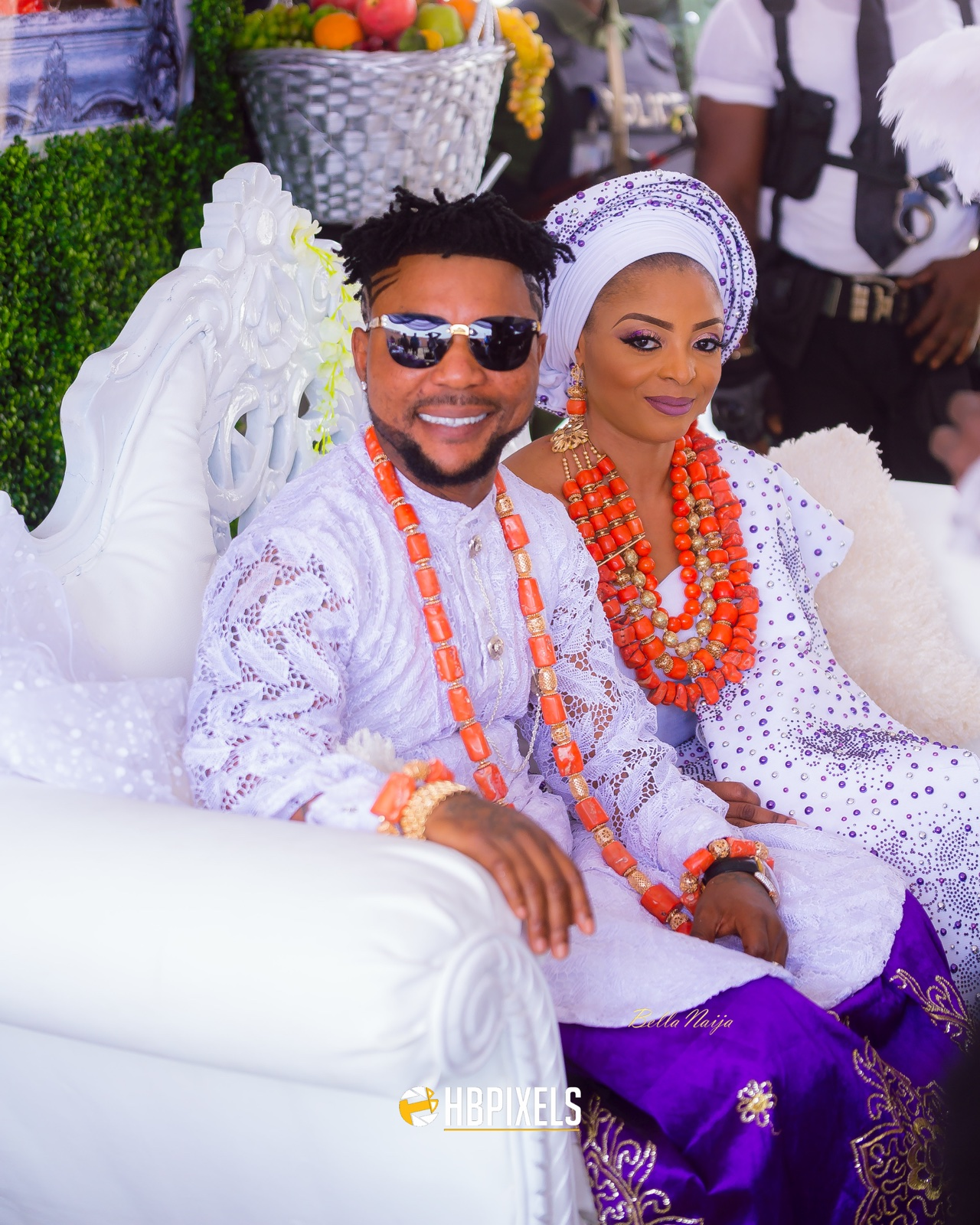 This Is What Oritsefemi's Wife Nabila Has To Say To The Women That Are Looking For Attention From Him