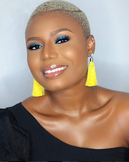 Media Personality Nancy Isime Shares A Touching Story Of How She Overcame Depression While Growing Up