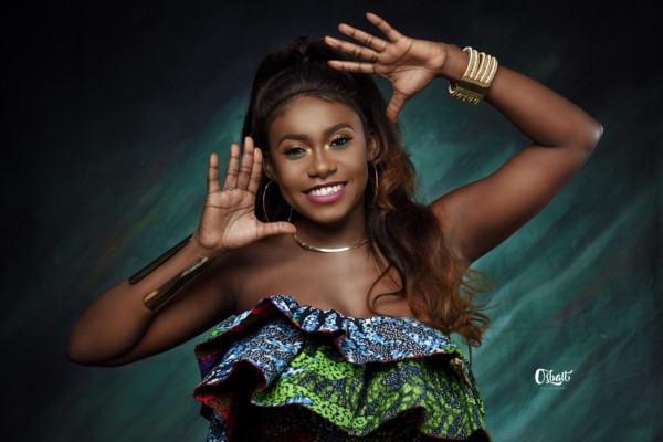 Niniola Shows Her Excitement As She Bags Her First BET Awards Nomination