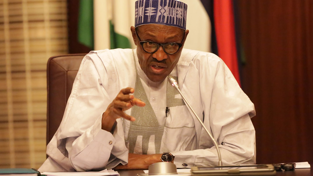 """I want to make Nigeria the most beautiful place in Africa"" – President Buhari"