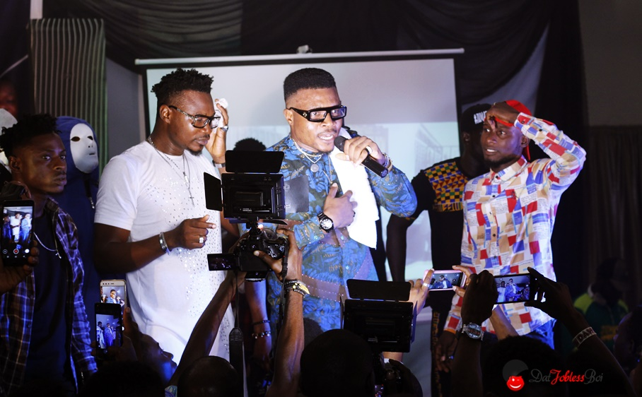 PhotoNews: Check out pictures from #JumabeeInspires concert live in Lokoja