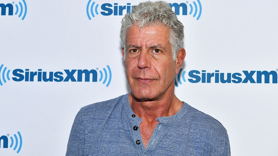 Famous CNN Anchor Anthony Bourdain Dies From Committing Suicide