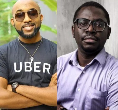 Banky W And Filmmaker Niyi Akinmolayan Slam Each Other Over Their Views On Suicide