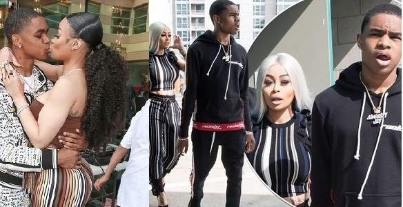 Blac Chyna's relationship with her 19-year-old boyfriend YBN Almighty Jay is over?